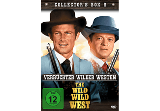 Wild Wild West - Verrückter Wilder Westen (Collector's Box 2) [DVD]