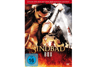 Sindbad-Box - (DVD)