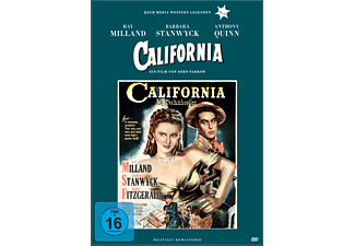 California (Edition Western Legenden 41) [DVD]