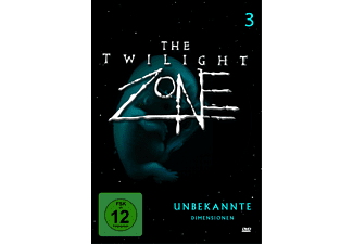 The Twilight Zone - Unbekannte Dimensionen 3 - (DVD)