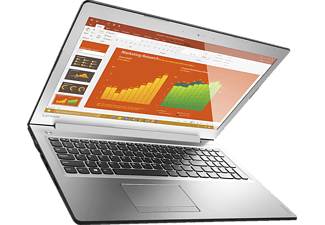 LENOVO ideapad 510, Notebook mit 15.6 Zoll Display, Core™ i5 Prozessor, 8 GB RAM, 1 TB HDD, 128 GB SSD, GeForce 940MX, Pearl Black