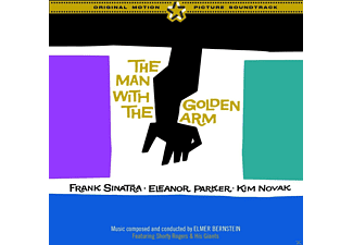 Frank Sinatra, Elenor Parker, Kim Novak - The Man With The Golden Arm (Ost)+12 Bonus [CD]