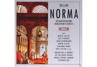 Orch.& Chor.Of The Royal Garden - Norma - (CD)