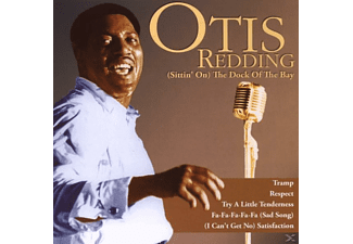 Otis Redding - (Sittin' On) The Dock Of The Bay [CD]