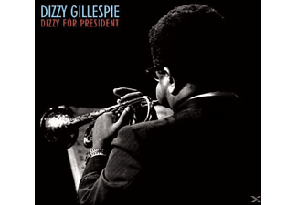 Dizzy Gillespie - Dizzy For President-Digipack - (CD)