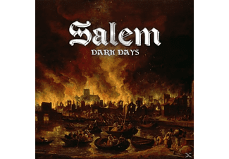 Salem - Dark Days (Ltd.Vinyl) - (Vinyl)