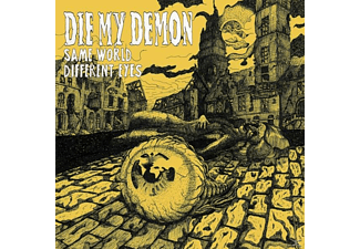 "Die My Demon - Same World,Different Eyes (Ltd.7"") - (Vinyl)"