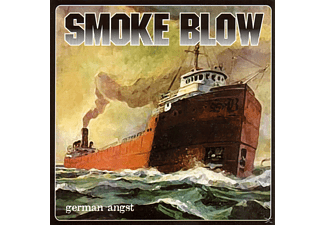 Smoke Blow - German Angst - (CD)