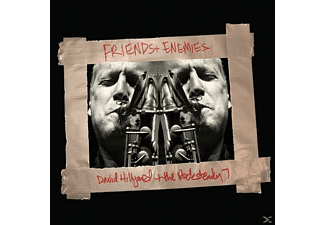 David & The Rocksteady Seven Hillyard - Friends & Enemies [CD]