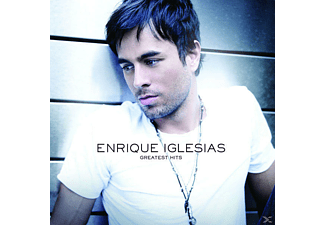 Enrique Iglesias - GREATEST HITS (GERMAN VERSION) - (CD)