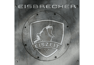 Eisbrecher - Eiszeit (Ltd.Gatefold/Clear-Blue-Vinyl/180 Gr [Vinyl]