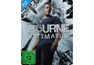 Das Bourne Ultimatum (Steelbook) [Blu-ray]
