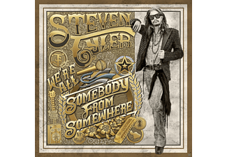 Steven Tyler We Are All Somebody From Somewhere CD