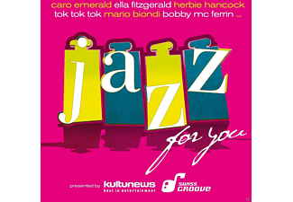 VARIOUS - Jazz For You [CD]