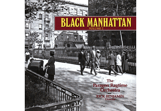 Paragon Ragtime Orchestra - Black Manhattan.Vol.2 - (CD)