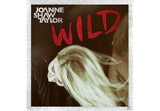 Joanne Shaw Taylor - Wild (2LP+MP3/180g/Deluxe Edition) - (LP + Download)