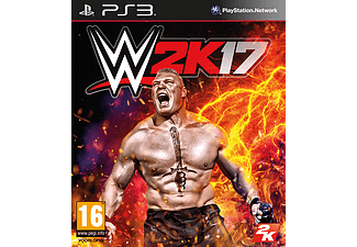 WWE 2K17 | PlayStation 3