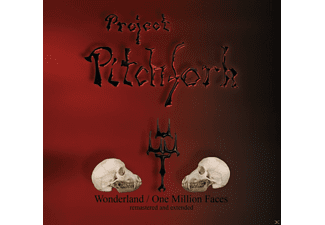 Project Pitchfork - Wonderland/One Million Faces (Remastered & Extende - (CD)