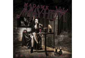 Madame Mayhem - Now You Know (Digipak) [CD]