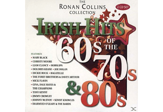 The Ronan Collins Collection - Irish Hits Of The 60 / 70 / 80's - (CD)