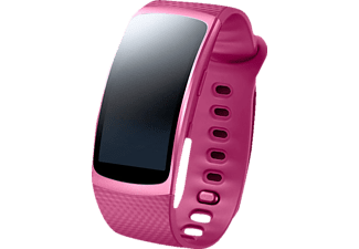 SAMSUNG  Gear Fit 2 Größe L Smart Watch Kunststoff, L, Pink