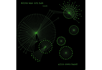 Alin Coen Band - Alles Was Ich Hab-Live (Ltd.2LP+MP3) [LP + Download]