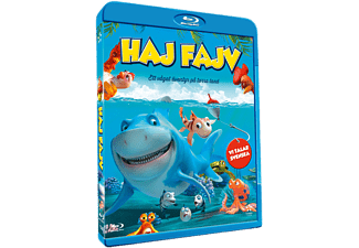 Haj Fajv - Blu-ray Animation / Tecknat Blu-ray