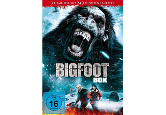 Bigfoot Box - (DVD)