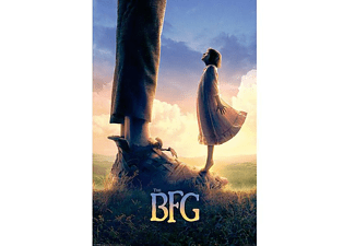 The BFG Poster The Big Friendly Giant