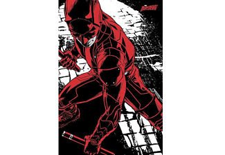 Daredevil Serie Poster Fight