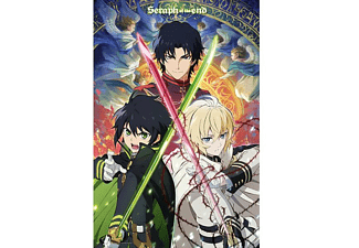 Seraph of the End Poster Trio (Vampire Reign)