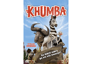 Khumba - DVD Animation / Tecknat DVD