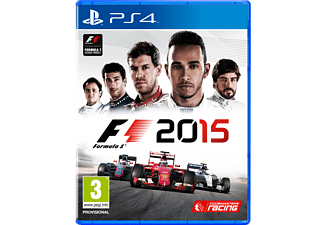 F1 2015 | PlayStation 4