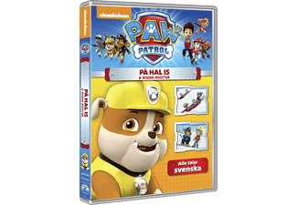PAW Patrol Vol 2: På Hal Is - DVD Animation / Tecknat DVD
