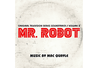 Mac Quayle - Mr.Robot-Season 1/OST Vol.2 (2LP) [Vinyl]
