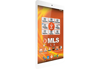 MLS Bright iQ9012/ Quad Core 1.3 GHz /16 GB White