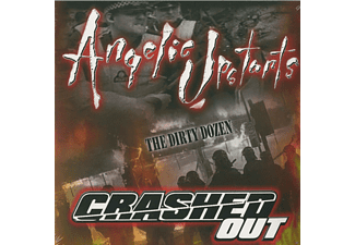 Angelic Upstart, Crashed Out Split - The Dirty Dozen - (Vinyl)