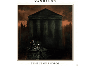 Vanhelgd - Temple Of Phobos [CD]