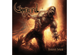 Unmerciful - Ravenous Impulse - (CD)