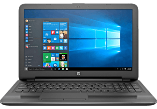 HP 15-AY101NG, Notebook mit 15.6 Zoll Display, Core™ i5 Prozessor, 8 GB RAM, 256 GB SSD, Radeon R5 M430, Silber