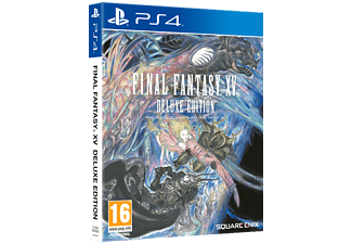 Final Fantasy XV - Deluxe Edition PS4