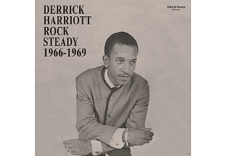 VARIOUS - Derrick Harriott Rock Steady 1966-1969 [CD]