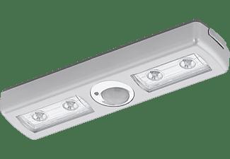 eglo led schrankbeleuchtung baliola aus kunststoff mit sensor 4 led 39 s silber strahler kaufen. Black Bedroom Furniture Sets. Home Design Ideas