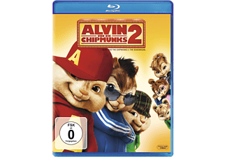 Alvin und die Chipmunks 2 (Hollywood Collection) [Blu-ray]