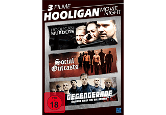 Hooligan Movie Night - (DVD)