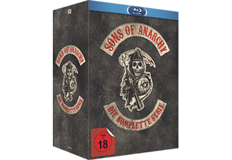 Sons Of Anarchy (Complete Box) - (Blu-ray)