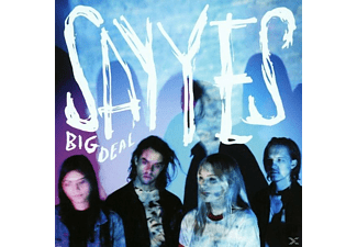 Big Deal - Say Yes - (CD)