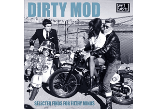 VARIOUS - Dirty Mod [CD]
