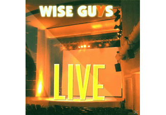 Wise Guys - Live - (CD)