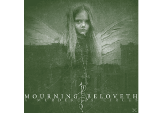 Mourning Beloveth - A Murderous Circus - (CD)